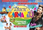 Folia em Castanhal: Anunciada a programação oficial do Carnapeú 2014